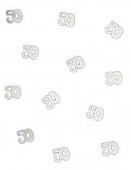 Konfetti för 50-åringen
