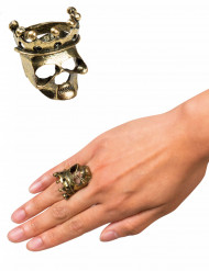 Piratkungens ring - Maskeradtillbehör för vuxna