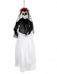 Ex-fru - Dia de los Muertos dekor till Halloween