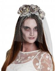 Döda brudens diadem - Tillbehör till Halloween