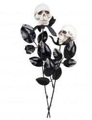 Dödskalleros - Halloweendekor