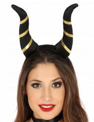 Demonens horn - Halloweentillbehör