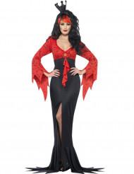 Drottning av fladdermössen - Halloweenkläder för vuxna