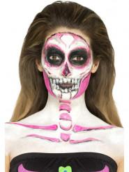 Självlysande smink i flytande latex för damer - Halloweensminkning