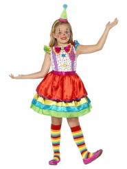 Clownen Trickster - Maskeradkläder för barn