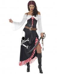 Piraternas drottning - Maskeradkläder för barn