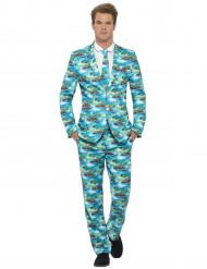 Mr. Aloha - Kostym för vuxna