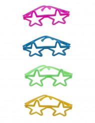 4 Par miniglasögon