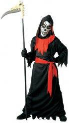 Lilla Döden - Halloweenkostym för barn