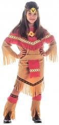 Vilda Tussilagon - Indiandräkt för barn