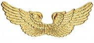Gyllene änglavingar 88x25 cm