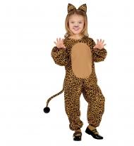 Leoparddräkt barn