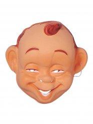 Leende bebis - Mask för vuxna