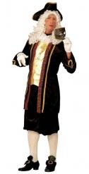 Barock baron - Maskeraddräkt för vuxna