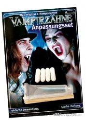 Ett packet för vampyrer - Halloween sminkningen