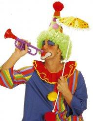Clown-trumpet 30 cm