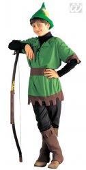 Bågskytten från Sherwoodskogen - Maskeraddräkt för barn