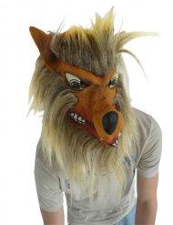 Stora stygga vargen - Mask för vuxna till maskeraden