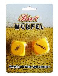 Tyska tärningar till ölspelet