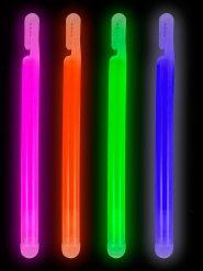 Lysande pinne till UV-partyt 15 cm