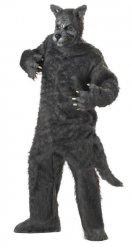 Stora stygga vargen - Maskeradkläder för vuxna