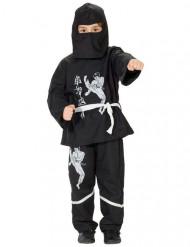 Kung Fu Kick - Ninjadräkt för barn
