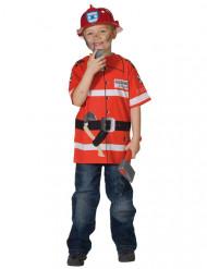 Barndman - T-skjorta för barn till maskeraden