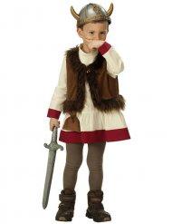 Vikingdräkt för barn till maskeraden