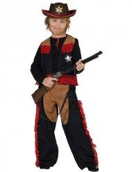 Cowboydräkt för till maskeraden