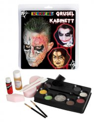 Horror sminkkit - Halloweensminkning