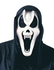 Skräckinjagande vuxenmask