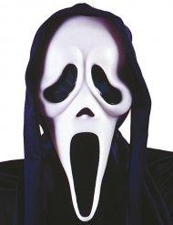 Spöke - Halloweenmask för vuxna