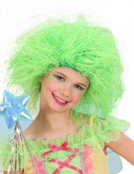 Grönt hårsvall för barn