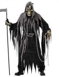 Liemannen Halloweendräkt vuxen