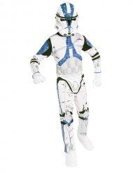 Clone Trooper Star Wars™ maskeraddräkt för barn