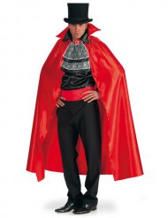 Kråskit med vampyrkåpa för män - Halloween tillbehör