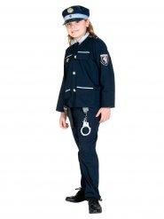 Polisuniform för barn till maskeraden