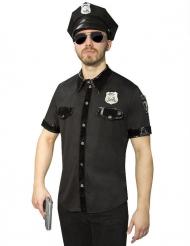Tuff polisofficer - Maskeraddräkt för vuxna