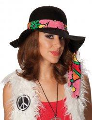 Söt hippiehatt för vuxna till festen