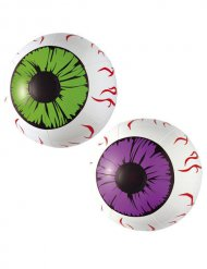 Uppblåsbara ögon till Halloween 25 cm
