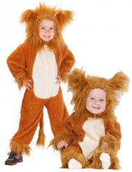 Kung av lejonen - Maskeraddräkt för barn