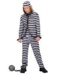 Fånge 6328 - Maskeradkläder för barn