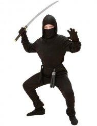 Svarta natten - Ninjadräkt för barn
