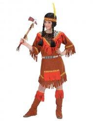 Rytande Pantern - Indiandräkt för barn