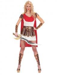 Gladiatorklänning för vuxan till maskeraden