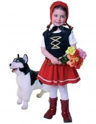 Lilla söta Rödluvan - Maskeradkläder för barn