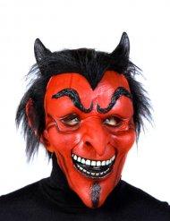 Djävulen - Mask för vuxna till Halloween