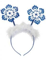 Snöflingediadem - Jul tilllbehör