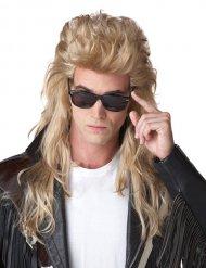 Blond 80-talsperuk hockeyfrilla vuxen