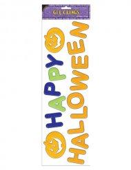 Happy Halloween gel stickers - Halloween pynt